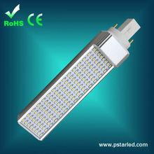 13W LED PL Light Bulb Gx23 Base