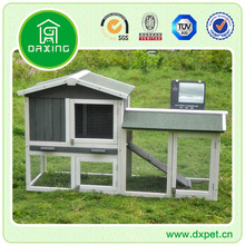 rabbit cage with pull out tray DXR036 (BV assessed supplier)