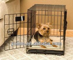 Folded Dog Crate