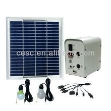 mini solar light kits 5W