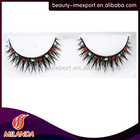 individual eyelash extention for party festival