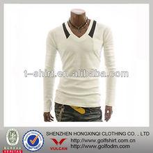 OEM t-shirt,long sleeve tshirt,men's slim fit bamboo t-shirt