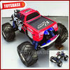 1:8 off road gas powered rc car(Double Engine)