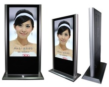 55 inch HD Totem AD Display LED Outdoor Digital Signage