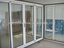 doors interior aluminium double glazing sliding window&door design