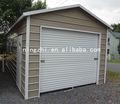 Metal galpão garagem/armazenamento/dobrável