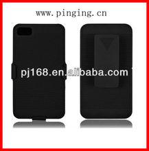 Belt clip football unbreakable phone cases for blackberry z10