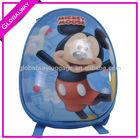 Kids School Bag Spinner Aluminum Handle Trolley Bag Traveling Case