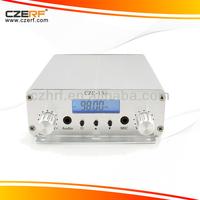CZE-15A FM Transmitter Buffer 6n3 Tube Preamp