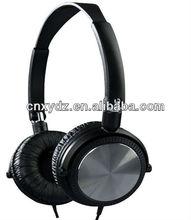 2013 Professional stereo headphones clock radio with headphone jack