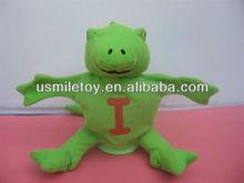 plush animal shaped hand puppet wholesale