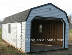 prefab steel mobile car garage