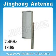 2.4GHz 13dBi WIFI/WiMAX Sector Antenna