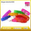 customized logo bracelet usb drive with full capacity