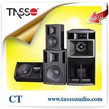 21 inch woofer passive hi fi loudspeaker