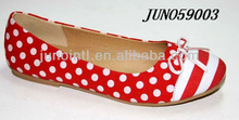 2014 Hot PU Ladies Pump Shoes Women Sweet Casual Shoes Flat Shoes