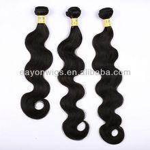 14 inch body wave, Eayon grade 5A raw virgin human hair eurasian virgin hair