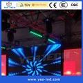 Xxx led de vídeo de china de la pared del panel oled/pantalla/le de visualización en interiores
