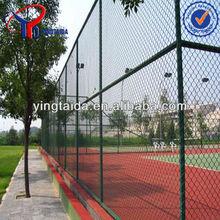 sports field fence netting