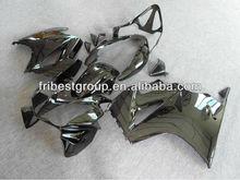 motorcycle fairing kit for HONDA VFR800 02-12 ALL BLACK
