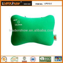 Bone shaped beads cushion