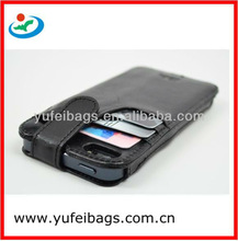 Amazing hot selling wallet case for mobile phone