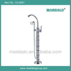 Floor Mounted Bathroom Bathtub Faucet/Bathtub Fillers