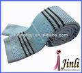 100% festivo de punto de seda corbatas para los hombres
