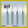 JINOO 2014-solid carbide standard drill sizes carbide micro drills for pcb