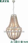 Top Seller wood beaded chandelier