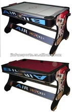 2 in 1 table tennis multi game table for adult