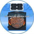 Solar powered semáforo