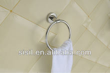 304 stainless steel towel ring,bathroom accessories,new design,best price ,high quality