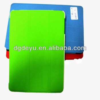 For ipad mini PU case
