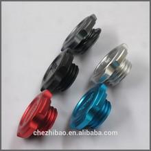 Aluminum alloy Racing STI oil caps