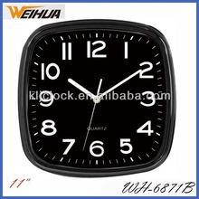 Western Style Wall Clock Clear Look
