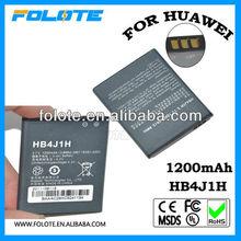 HB4J1H battery For Huawei cellphone T8300 U8120 U8150
