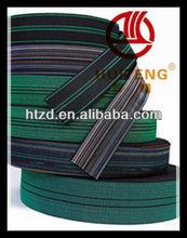 customized striped elastic sofa ribbon