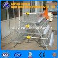 Chine galvanisé couche de poulet cage de batterie/hot-dip cage de poulet galvanisé