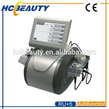 Hot sale ultrasonic cavitation slimming machine rf eye bags removal