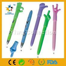 wooden finger pen,bendy finger pen,bendy finger pen