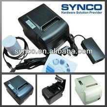 250mm/s High print speed 80mm E-POS receipt printer