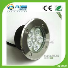 6watts 12V/24V DC LED ground recessed lighting