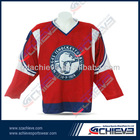 custom made sublimated ice hockey jerseys china team names