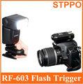 YongNuo rf-603 c1 kablosuz flaş tetikleyici Canon 1000D/500d/450d/400d/350d/300d