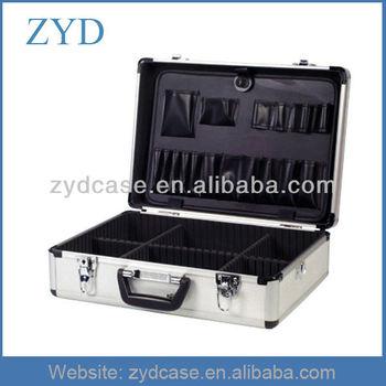 Aluminum lockable tool case ZYD-GJ234