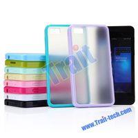 cheap price transparent case for blackBerry Z10 for Z10 case