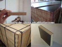 MR glue/melamine WBP glue film faced plywood,poplar core/harwood core film faced plywood for construction