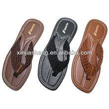 summer 2014 PU man chappal sandal