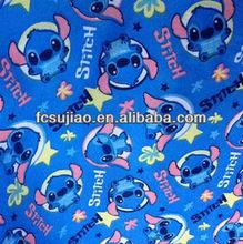 600D Printed Polyester Bag Material